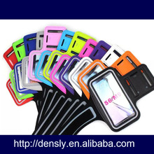 China Factory Popular Portable Sports Armband Strap Holder Case For Samsung Galaxy