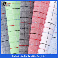 Hot Sale Tc Shirting Fabric Made In China Recycled 65 Polyester 35 Cotton Fabric