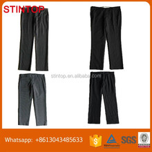 Wholesale Mixed Long Pants used sorted clothing used clothes bales uk style