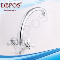 cocina ,double handle ,sanitary ware,basin tap DP5003