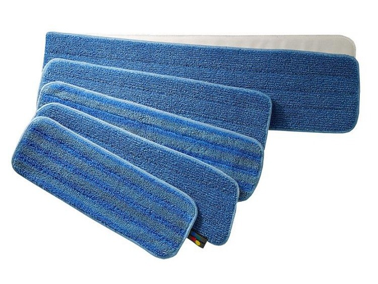 China microfiber cleaning tools mop pad for house floor
