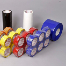 high adhesion colorful strong adhesive waterproof packing tape