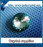 PuJiang 2015 supplier fashion jewelry new product wholesale glass flower button snap