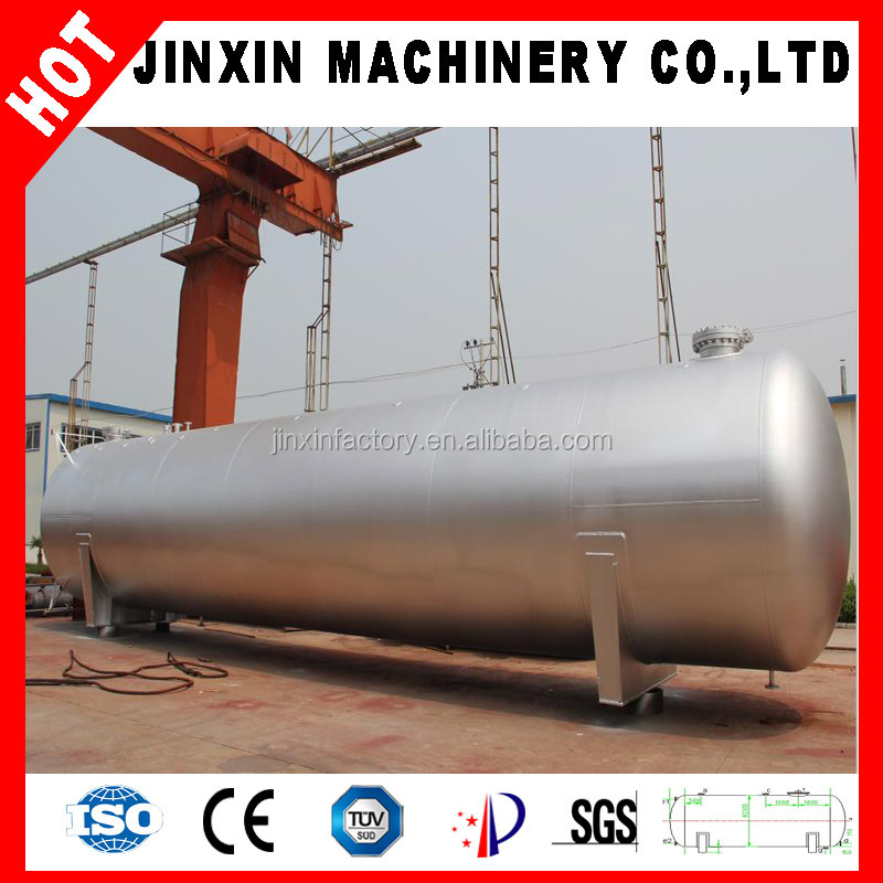 Hot sale 60CBM LPG gas storage tank with best value price