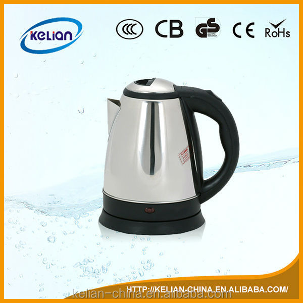 Kitchen appliance travel industrial electric kettle, electronic kettle