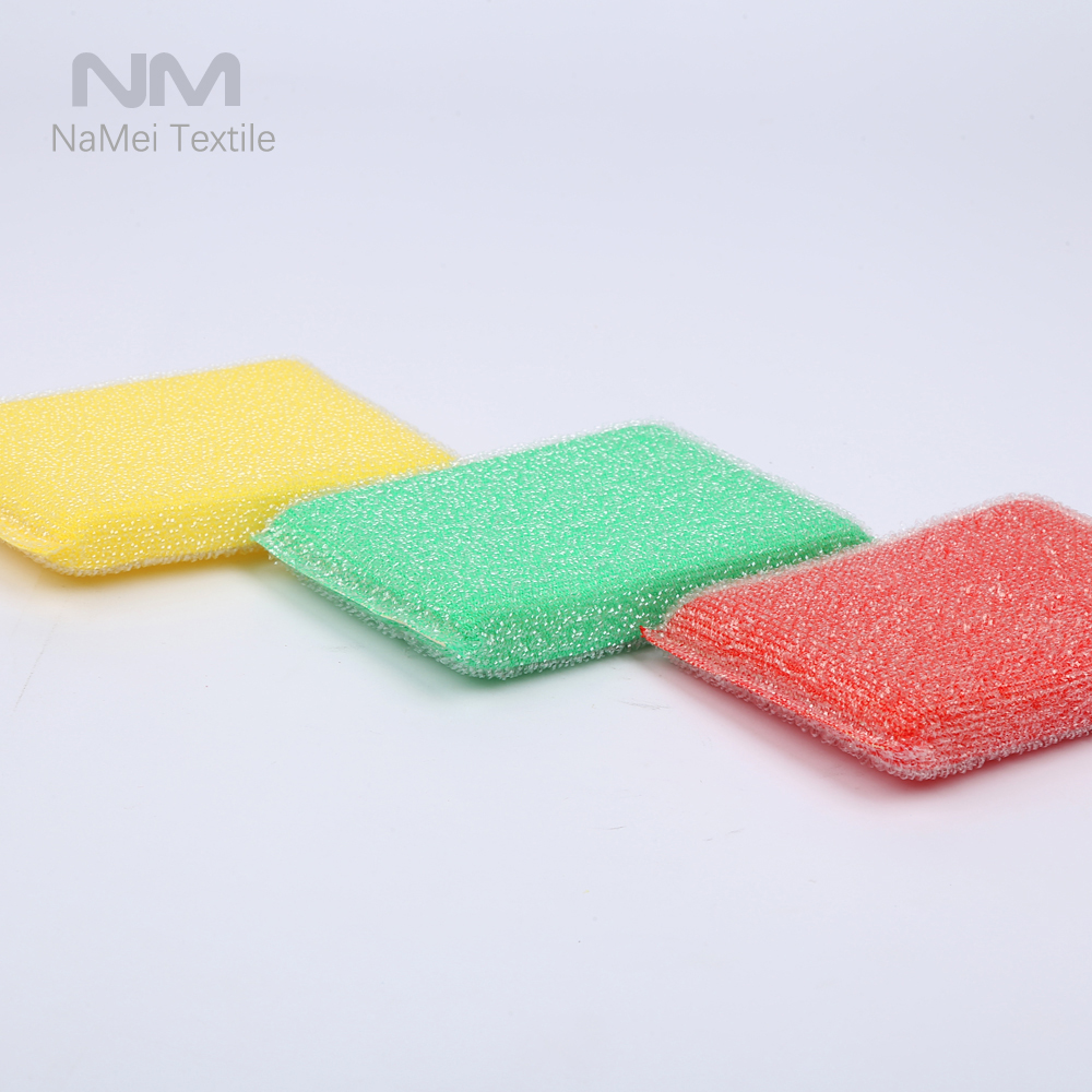 2017 New Daily Necessitiesrer High Density Kitchen Used Scouring Pads