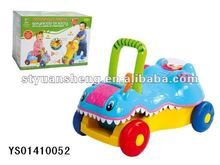 2012 Top Popular Multifunction baby Walker Buggy toys