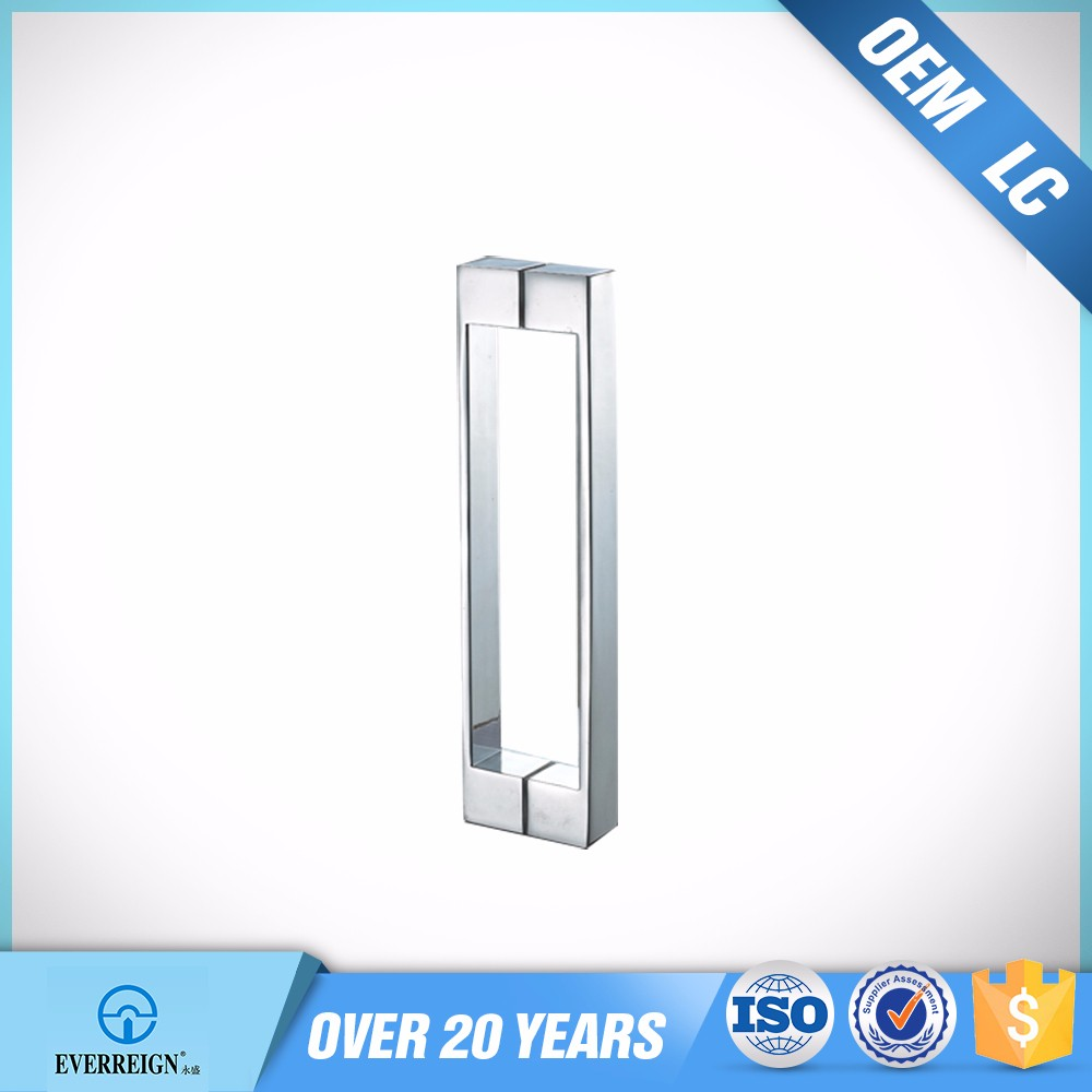 china glass shower door handles