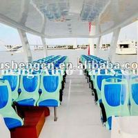 JS027 Hot Sale Ship Passenger Plastic