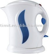 1.7L Plastic Electric Kettle China Supplier(W-K1837)