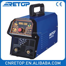 Hot sale factory direct price inverter DC arc force argon Chinese welding machines wsm 250 a tig machine With Stable Function