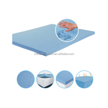 factory price sleep well cool gel mattress pad,massage sleepwell cool gel mattress