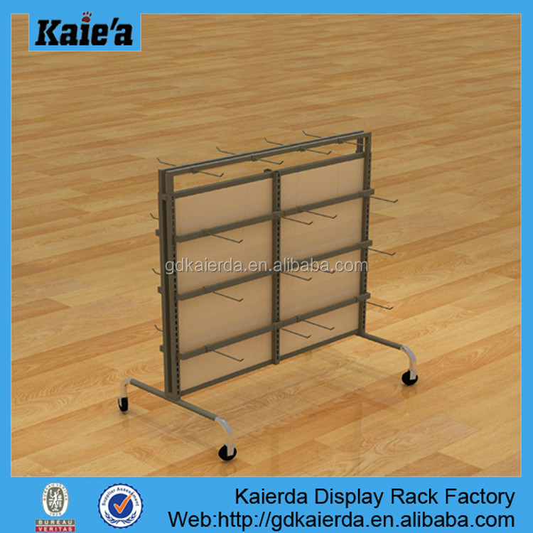 new product wooden scarf racks scarf display rack