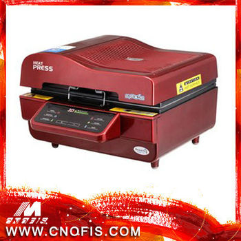 OFIS 3D multifunction sublimation vacuum heat press machine