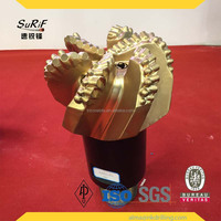 PDC well drilling bits/ API standard PDC bits for oil rig