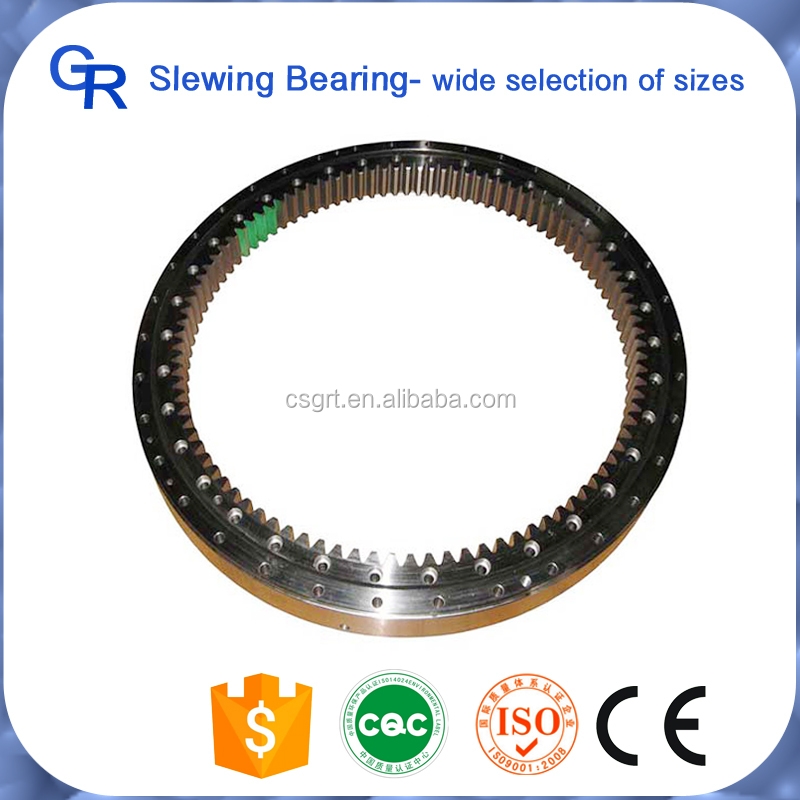 Excavator spare parts/slewing ring /swing circle/swing bearing