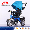 Cheap price adjustable pedals children/China Manufacturer Baby Tricycle/4-in-1 Rubber Tyre Baby Tricycle/child three Wheel Trike