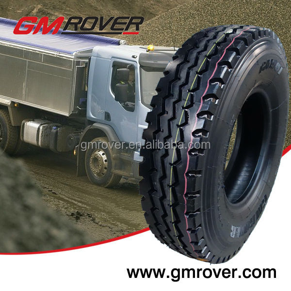Tubeless 11r225 high quality radial truck tyre