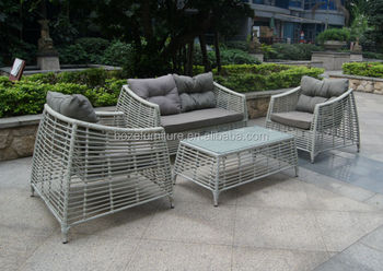 Muebles de jardin wicker cheap outdoor furniture sofa 2014 - Muebles rattan exterior ...