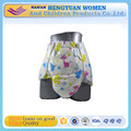 Disposable abdl style baby print thick adult diapers imported from China