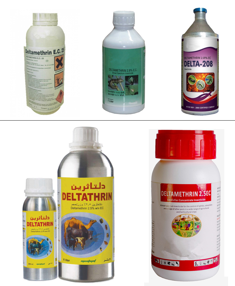 Pest control of the original grain storage, seed pest control disinfection cheap technical grade deltamethrin