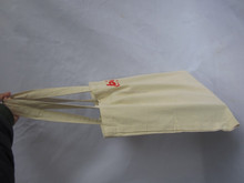 Fancy Good for health Cotton Calico/manta bag for promotion