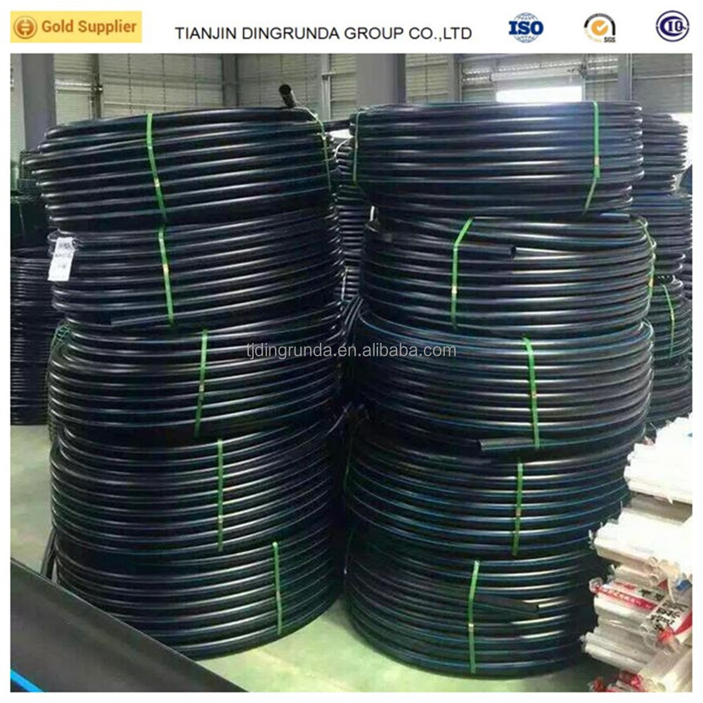 Used 32mm HDPE roll pipe SDR11 for sale