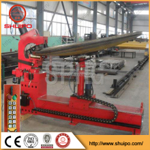 Top Quality Dish Head Sheet Bending Machine