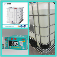 Thiner than 3 mPa.s cyanoacrylate quick dry adhesive strong bond fast 502 super liquid glue