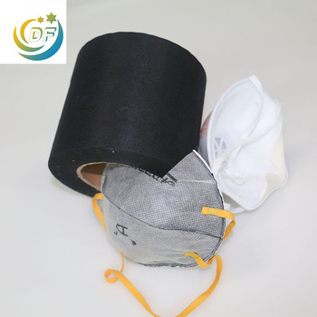 Carbon filter cloth fabric non-woven fabrics bulk activated nonwoven active odor