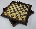 High Quality Wooden Magnetic Game Wholesale Chess