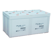 battery 3000 ah 2v gel battery for solar power system power storage