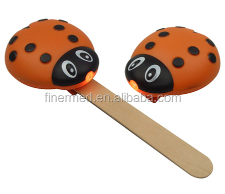 Ladybird Tongue Depressor holder Light