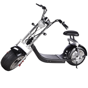 2018 Best Selling Scrooser citycoco 2000w E-scooter With CE Certificated with cheaper price Europe warehouse drop shipping