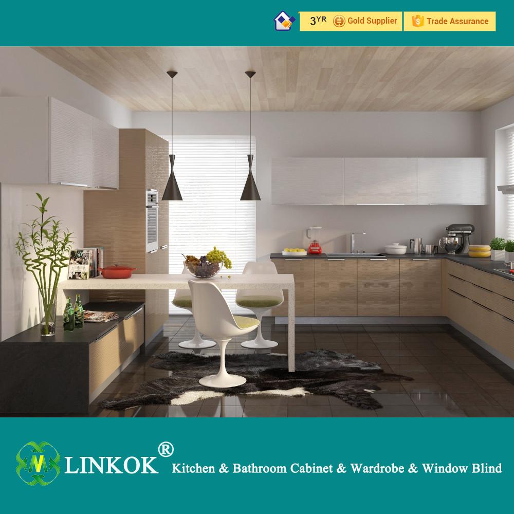 Factory price cebu philippines furniture ghana kitchen cabinet vinyl wrap kitchen cabinet door