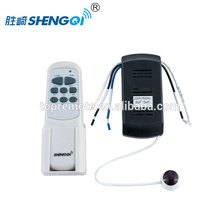 Manufacturer high quality universal ir ceiling fan switch remote controller