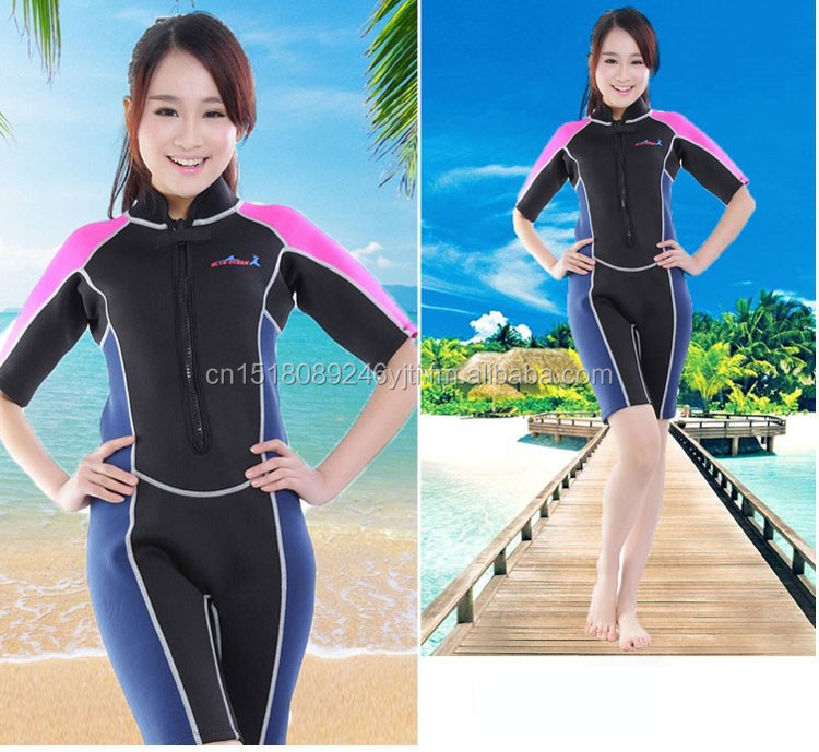 2mm 3mm shorty adults wetsuit diving suit swimming suit surfing suit scr (9).jpg