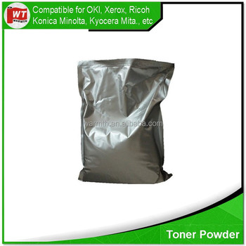 High Quality Toner Powder for Compatible toner cartridges use