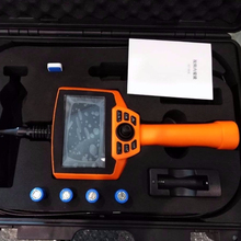 Flexible industry video borescope with joystick control, more than 120 degrees, 2m Cable, 6.0mm Diameter