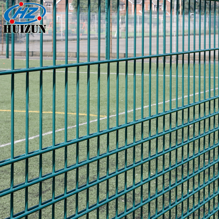Primary Security Double Wire Variable Aperture Panel Fence
