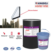 High quality Outo Insulating Glass Two Component Silicone Sealant