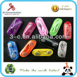 for mobile phone 3.5 mm head set