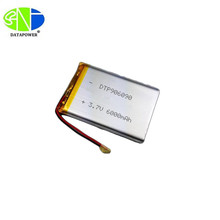 with CE 3.7V 6000mAh lithium polymer battery for mobile power Tablet PC