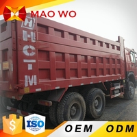Sinotruk new 15 m3 diesel 10 wheeler dump truck for sale sand transportation