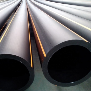 Large Outer Diameter Municipal HDPE Plastic Gas Pipe