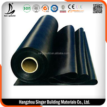 Low price flexible waterproof ceiling material, hot sale waterproof construction material