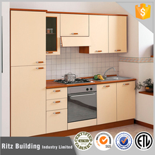 Mini Kitchen MDF Kitchen Cabinet Model High Gloss Type