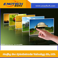 china products prices touch screen glass film/interactive touch foil/film for touch screen