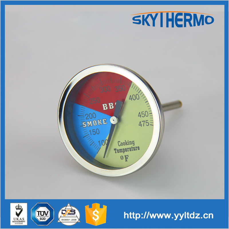 bbq termometer for food mini meat bbq thermometer