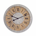 New design wholesale high quality antique metal wall clock models